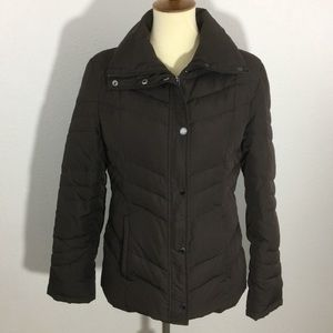 Kenneth Cole Reaction Quilted Down Jacket